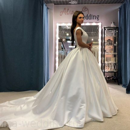 """Свадебное платье """"Иннес"""""""