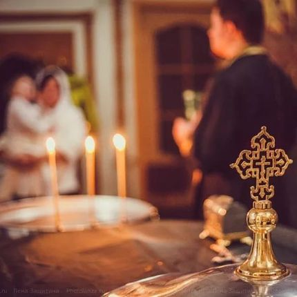 Видеосъёмка крещения - пакет №1, 1 час
