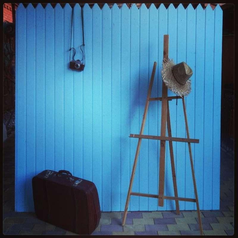 Фотозона для вашей фотосессии в аренду. - фото 1641979 Skrepka - аренда фотостенда