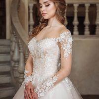 Свадебное платье Josefina  Цена указана на сайте:    Photo:  Muah: