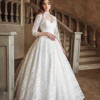 Свадебное платье Karolina  Цена указана на сайте:    Photo:  Muah: