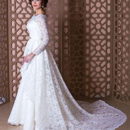 Свадебное платье Ikra Full