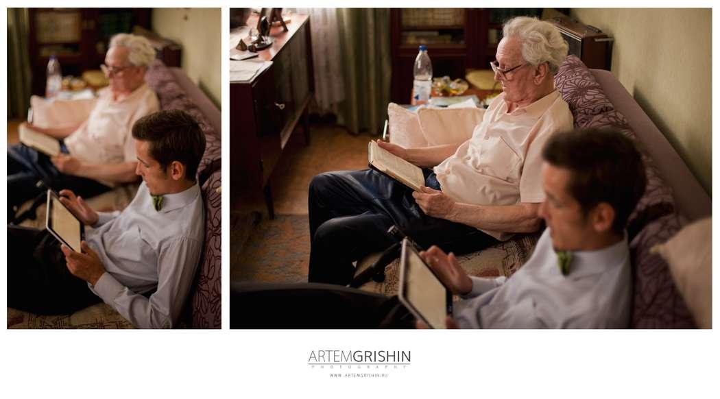 Фото 1650743 в коллекции Миша + Люда - Артем Гришин свадебный фотограф в Тольятти,Самаре