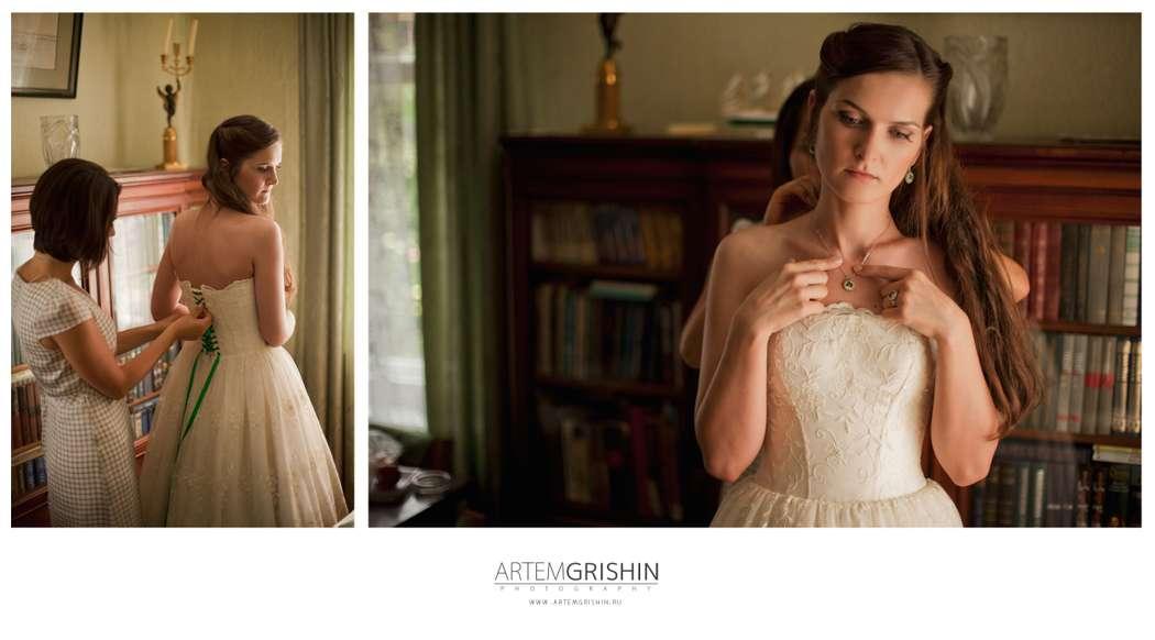 Фото 1650747 в коллекции Миша + Люда - Артем Гришин свадебный фотограф в Тольятти,Самаре