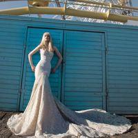 Свадебное платье, арт. Inbal-007 Индивидуальный пошив Цена 48000руб