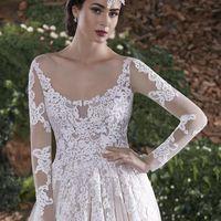 Свадебное платье Zara