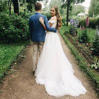 """Невеста Анна в платье """"Янина"""" от One love♥One life КОПИРОВАНИЕ ФОТО ЗАПРЕЩЕНО!"""