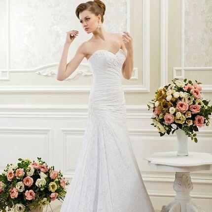 Свадебное платье А440