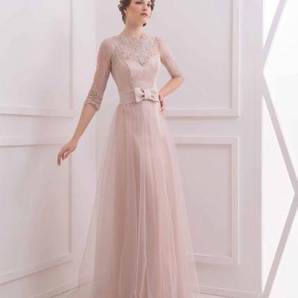 Свадебное платье А454