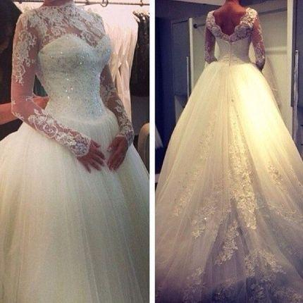 Свадебное платье А462