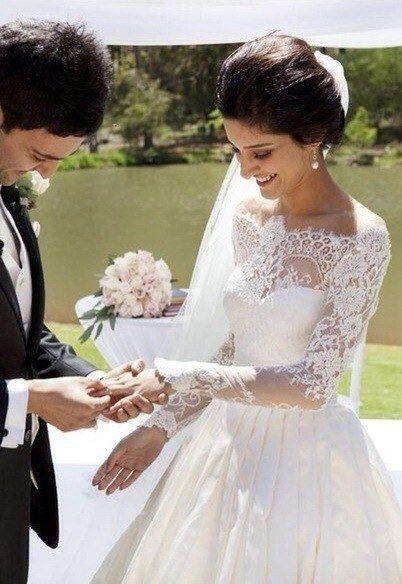 Свадебное платье А468