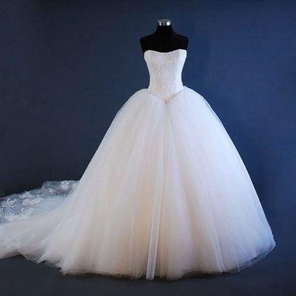 Свадебное платье А476