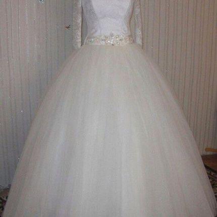 Свадебное платье А477