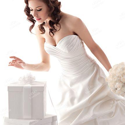 Свадебное платье To be bride А568