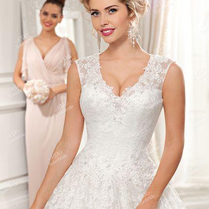 Свадебное платье To be bride А656