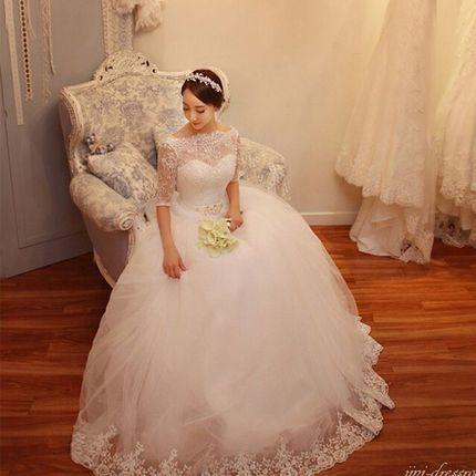 Свадебное платье А693