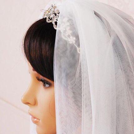 Свадебная фата А692