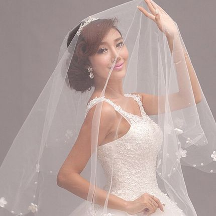 Свадебная фата  мод. А715