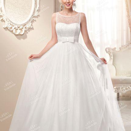 Свадебное платье А756