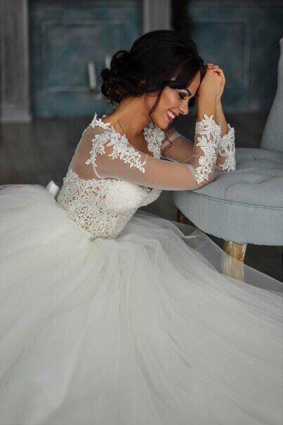 Прокат свадебного платья, модель А768
