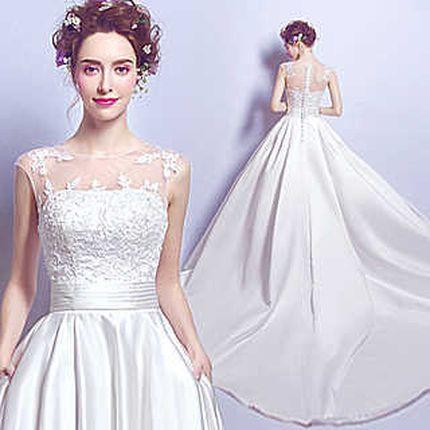 Прокат свадебного платья, модель А776