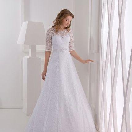 Свадебное платье, мод. А791