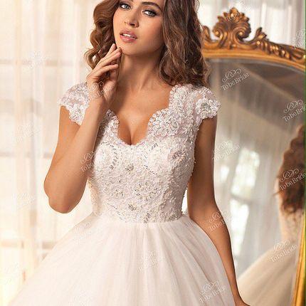Свадебное платье - модель А803 в аренду