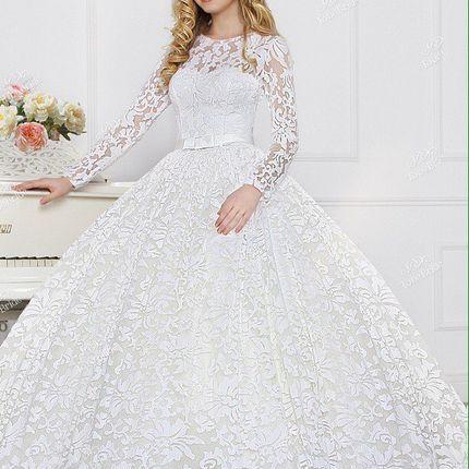 Аренда свадебного платья, модель А806