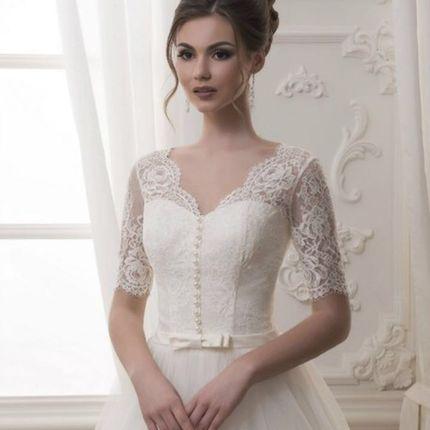 Свадебное платье А810