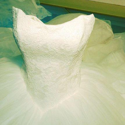Свадебное платье - модель А811