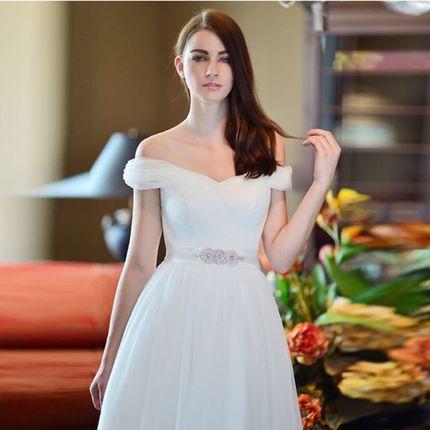 Свадебное платье - модель А812