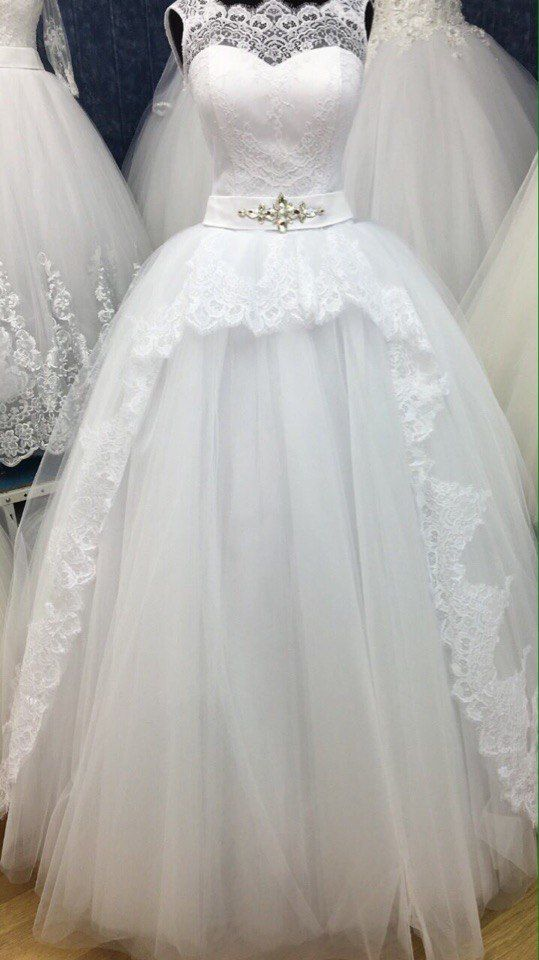 Аренда свадебного платья, модель А872