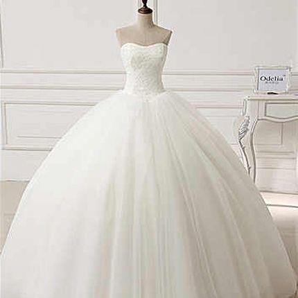 Свадебное платье, мод. А876