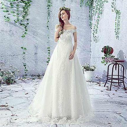 Свадебное платье мод. А877
