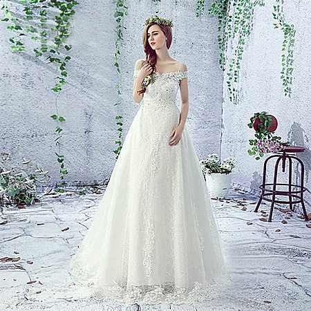 Свадебное платье, мод. А877