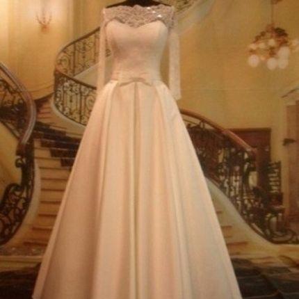 Свадебное платье - модель А880
