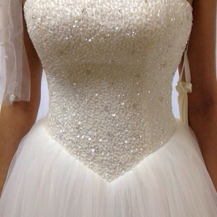 Свадебное платье - модель А885