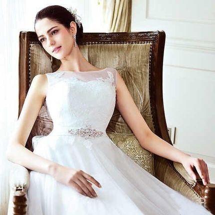 Свадебное платье - модель А886