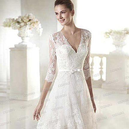 Свадебное платье  - модель А894 в аренду