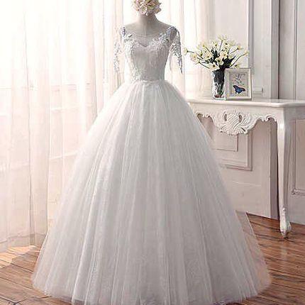 Свадебное платье  - модель А895 в аренду