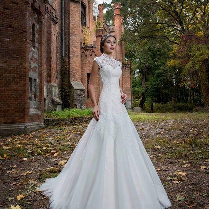 Свадебное платье, арт. А913 в аренду