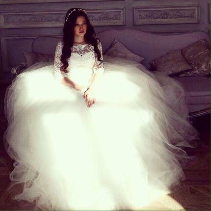 Аренда свадебного платья, модель А927