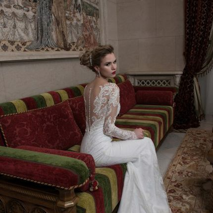 Прокат свадебного платья, арт. А943