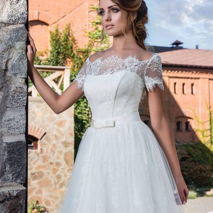 Свадебное платье в аренду, модель А971