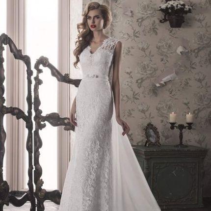Свадебное платье в аренду, модель А978