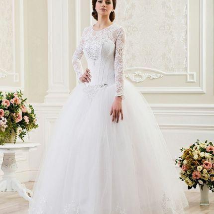 Свадебное платье мод.1020