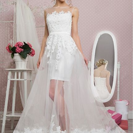 Свадебное платье, арт.1027
