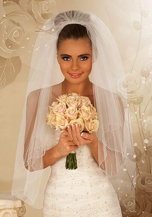 Свадебная фата, арт. А1034