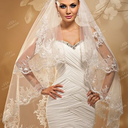 Свадебная фата, арт.1041