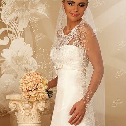 Свадебная фата, арт.1042